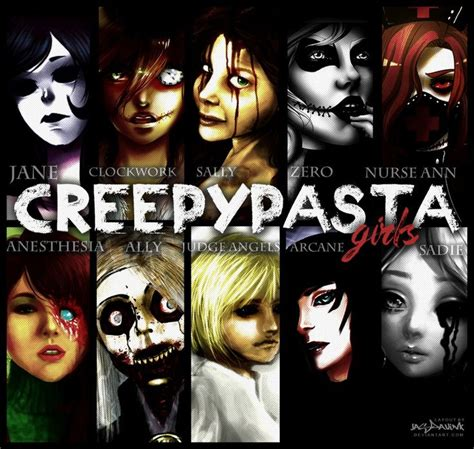 Are Creepypasta Characters Real