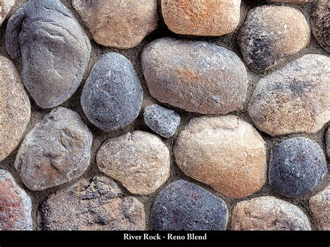 rock colors coronado products river rock
