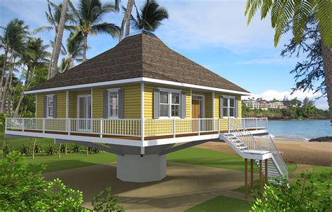 octagon house kits pedestal piling homes cbi kit homes
