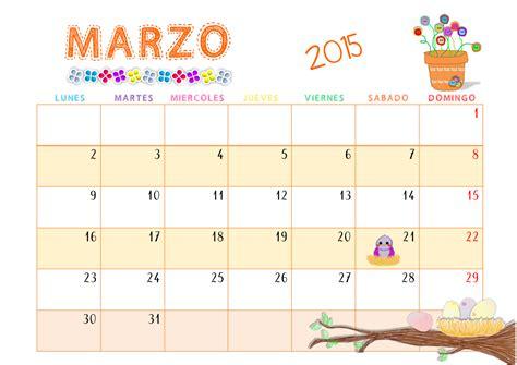 Calendario Marzo 2015 Calendario Marzo 2015 Www Pixshark Images