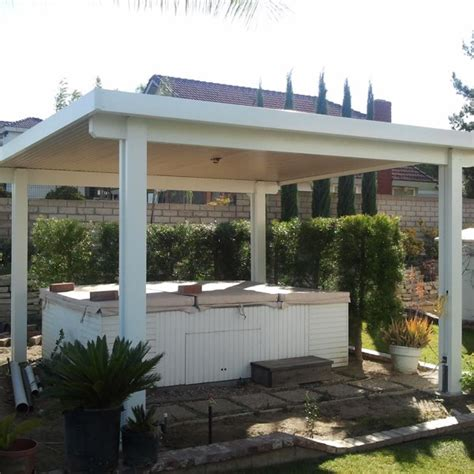 Free Standing Patio Cover by Aluminum Patio Covers Mr Patio Cover