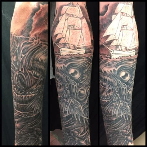 black and grey tattoo artist in san diego black and grey tattoos funhouse tattoo san diego