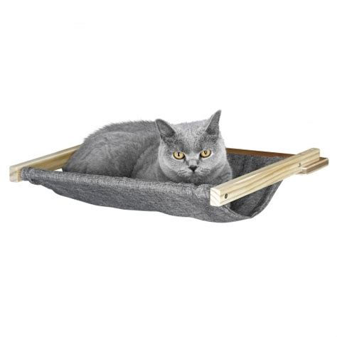 Hamac Pour Chat by Hamac Mural Tofana Hamac Pour Chat Kerbl Wanimo