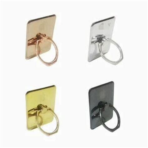 Ring Untuk Segala Handphone paket ringstand besi murah meriah beli 1 bonus 5 non