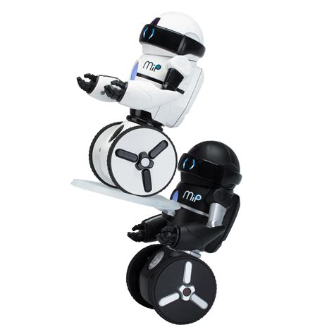 wowwee robot imported wowwee mip robot controlled robot white intl lazada ph