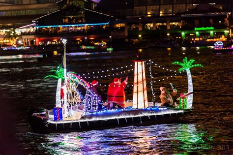 boat light up fort lauderdal christmas you rsvp d for our rotary club of caloundra