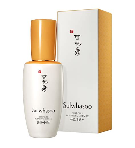sulwhasoo care activating serum ex 60ml hermo