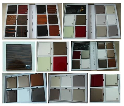 Modular kitchen cabinet color combinations designs of