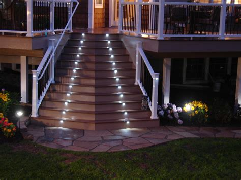Patio Step Lights Gift Home Today Led Lighting For Porch Patio Or Indoor Use