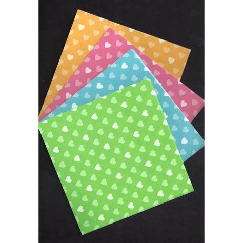 White Origami Paper Bulk - origami paper print 1 150 mm 40 sheets bulk