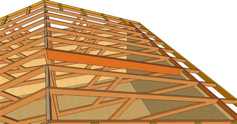 cathedral ceiling trusses roofing joists how to turn flat engineered roof truss