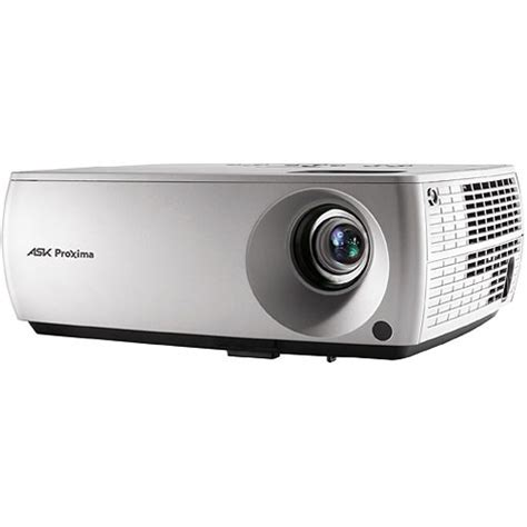 Proyektor Ask Proxima ask proxima a1100 portable dlp multimedia projector a1100 b h