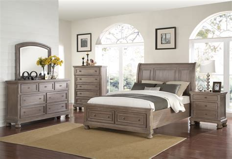 California King Bedroom Furniture Sets Allison 4pc California King Bedroom Set Nader S Furniture