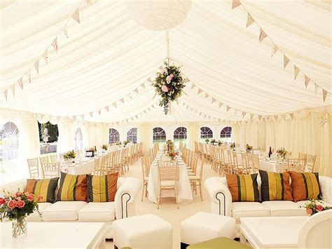 Ideas For Decorating A Marquee For A by Wedding Marquee Decoration Ideas Decorating Ideas