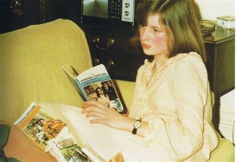lady diana spencer princess diana and barbara cartland lisa s history room