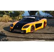 Veilside Mazda RX7 FD3S Add On / Replace  GTA5 Modscom