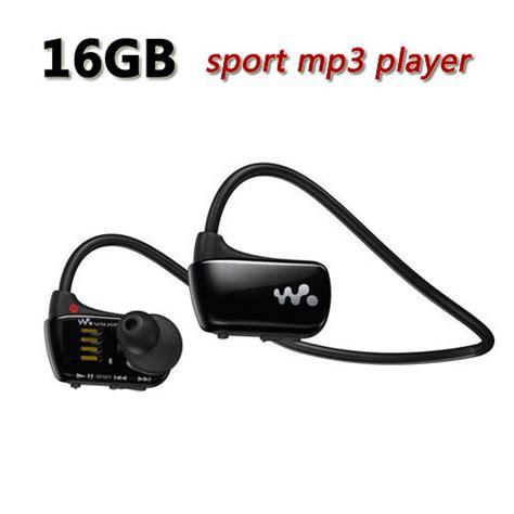 Headset Sony Walkman free shipping sports mp3 player for sony walkman nwz w273 16gb headset w273 running mp3