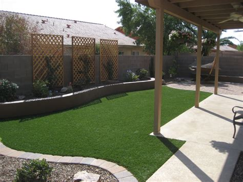 landscaping backyards small pools for small backyards in az joy studio design