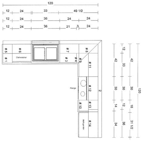 kitchen cabinet layouts 10x10 kitchen layouts house furniture