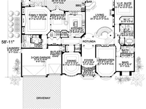 luxury home plans with elevators raised house plans elevated house plans with