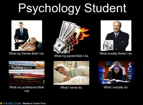 Psychology Meme - psychology major psychology and sad on pinterest