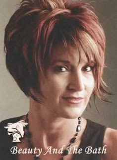 short bob for plus size woman over 50 hairstyles on pinterest shaggy hairstyles short