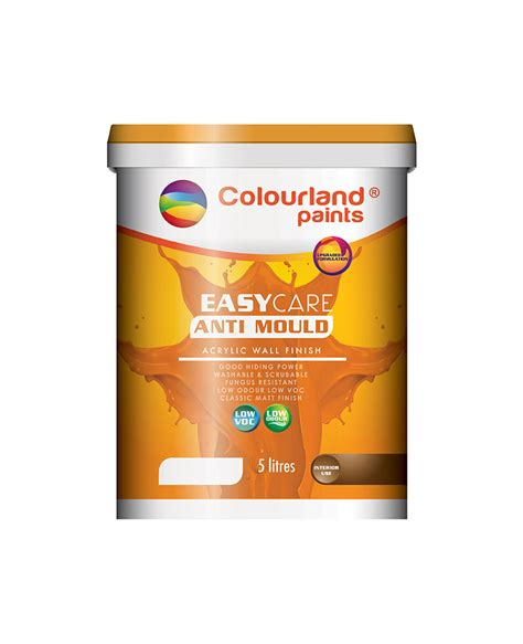 easy care colourland paints easy care anti mould