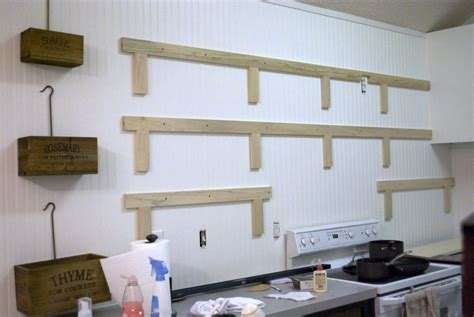 Hanging Shelves Without Studs Furniture Interactive Wall Design With Black Hanging