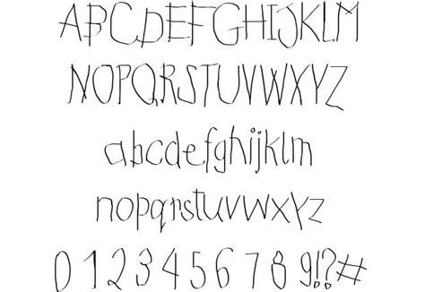 printable fonts free 13 number fonts to print images printable number fonts
