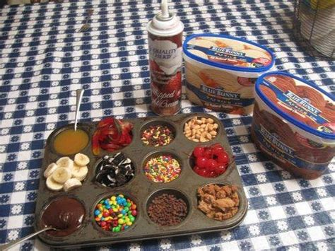 sundae bar topping ideas awesome idea for ice cream sundae bar display it s a
