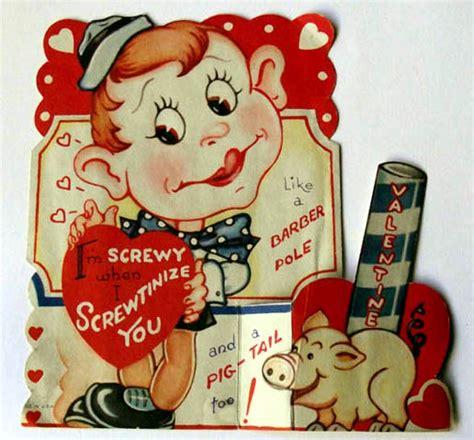 creepy vintage valentines copyranter six extremely creepy vintage s day