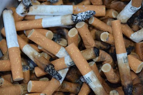 Detox From Ecigs by Photo Gratuite Cigarettes Addiction Garbage Image