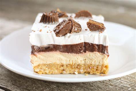 desserts peanut butter no bake chocolate peanut butter delight the farmwife cooks