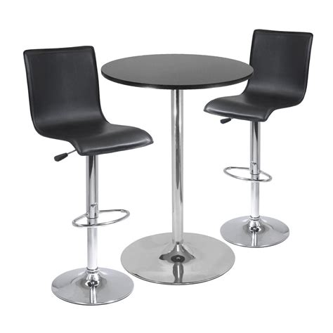 High Bistro Table Set - furniture home goods appliances athletic gear fitness toys baby products musical