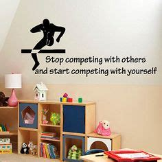Track And Field Room Decor by Probably Going To Print Out Copies Of This To