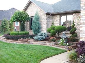 Front Yard Landscaping Plans Designs - front yard walls front yard retaining wall yard designs decorating ideas hgtv