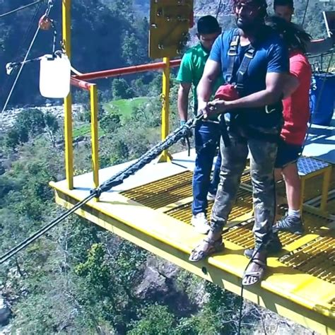Activity Swing Swing Adventure Activity In Rishikesh Package