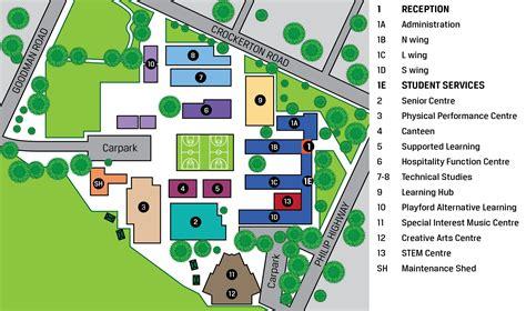 campus map location playford international college