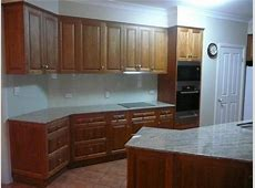 Timber Kitchen Renovation - Country Kitchen Cabinet Doors