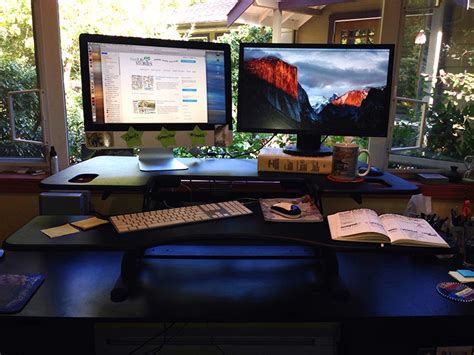 Standing Desk Productivity by Bullet Journals Productivity Visual Stories