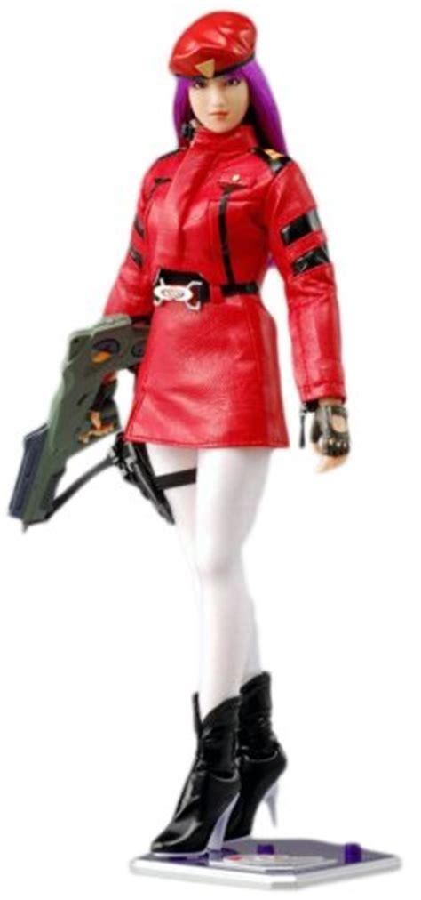 fashion dolls eva r slip katsuragi misato in cg fashion doll tomy takaratomy