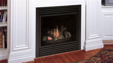 Majestic Fireplaces Gas Fireplaces by Cdv Series Direct Vent Gas Fireplace By Majestic Products
