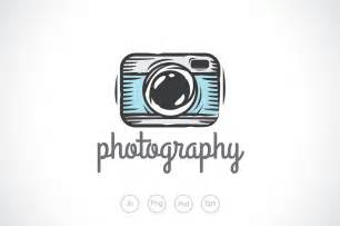 Photography Logo Template by Sketch Logo Template Logo Templates Creative Market