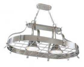 Kitchen Island Pot Rack Lighting by Kitchen Island Pot Rack Lighting Foter