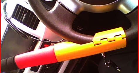 Kunci Stir Mobil Pengaman Stir Mobil Ch830 5 kunci pengaman mobil yang bagus dan aman otokawan cara otomotif harga mobil dan tips