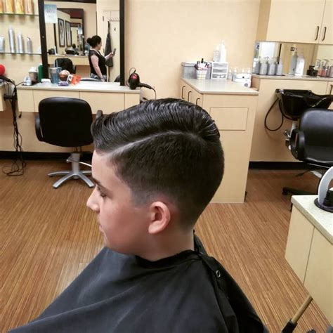 little boy tapper fade pics 31 cutest boys haircuts for 2018 fades pomps lines more
