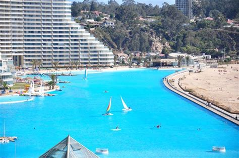 largest backyard pool the world s largest outdoor pool nancyc
