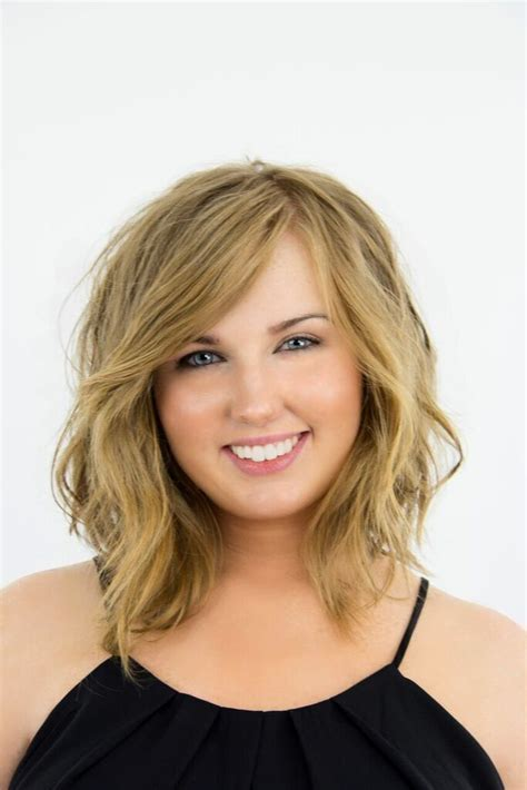 lob haircut photographs long hair to short b a photos how to get the best choppy
