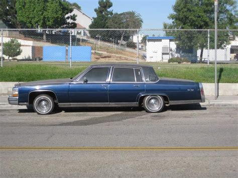 cadillac fleetwood 1985 fatlincoln 1985 cadillac fleetwood specs photos