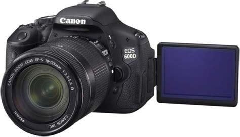 Canon 600d comparison canon eos 600d rebel t3i vs nikon d5100 review
